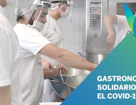 video Gastronomix solidario