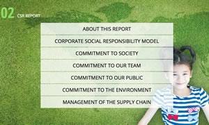 CSR report 2018