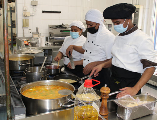 EbroYoung, an initiative to promote youth employment in the cooking sector